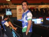 Tarun @ Badminton League 4th Match Inauguration