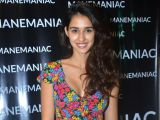Disha Patani attend the Hair Studio launch of celebrity hairstylist Amit thakur called Manemaniac