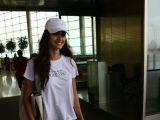 Disha Patani Spotted At Airport