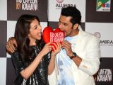 Do Lafzon Ki Kahani Film Promotion and Pressmeet