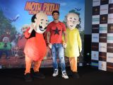 Motu Patlu - King Of Kings Trailer launch