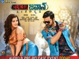 Jawaan Movie Audio and Pre Release Event Posters
