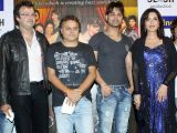 Nikhil, Anil Sharma, Yuvraaj Parashar and Zeenat Aman