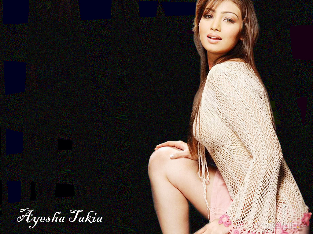 Ayesha Takia. Download Wallpaper