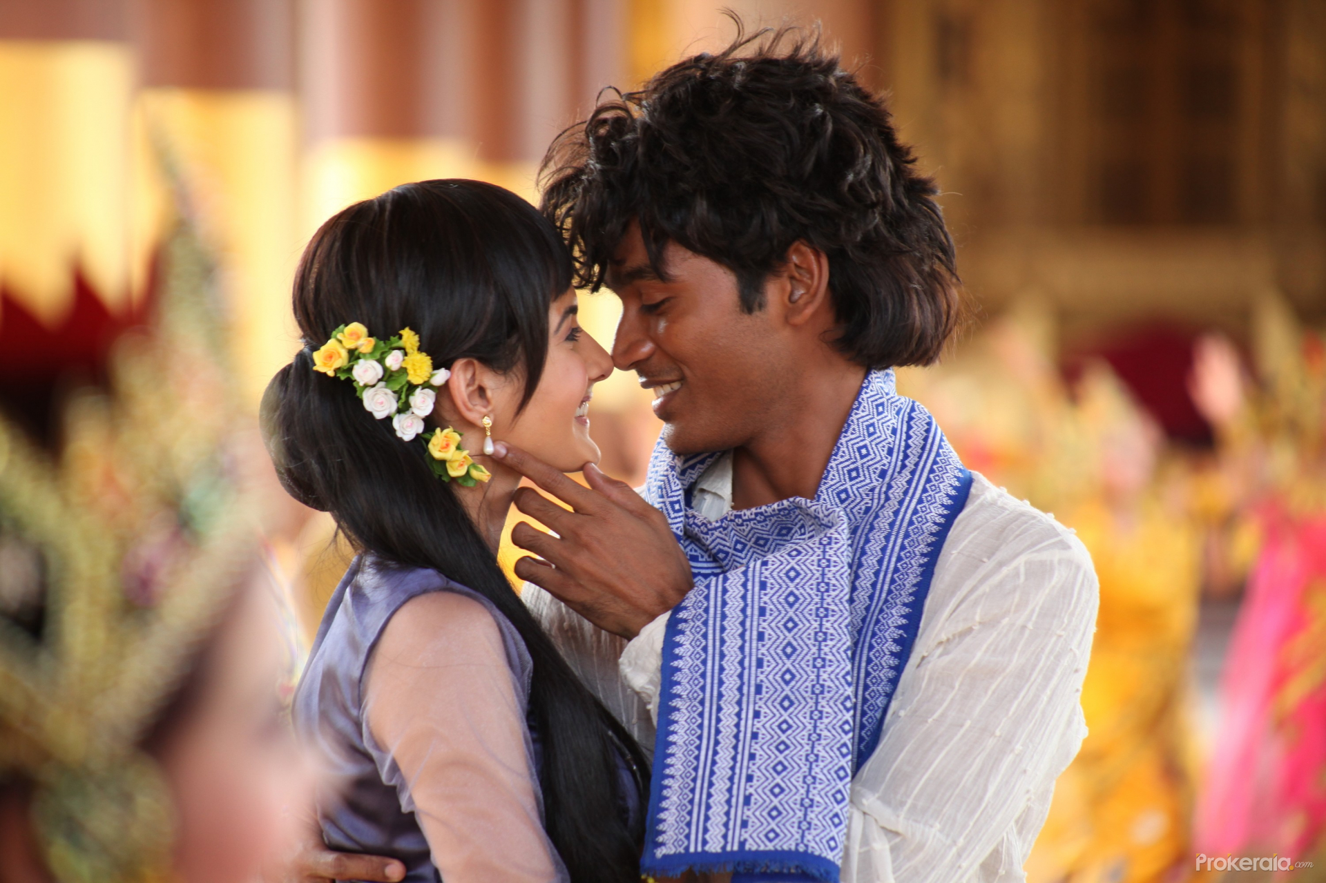 dhanush in movie anegan still # 20