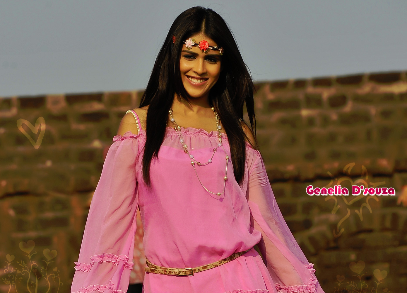 genelia d'souza wallpapers | high quality wallpapers of actress
