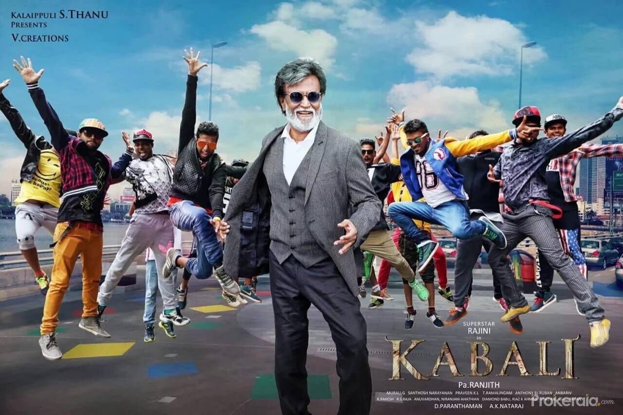kabali hd poster still 1