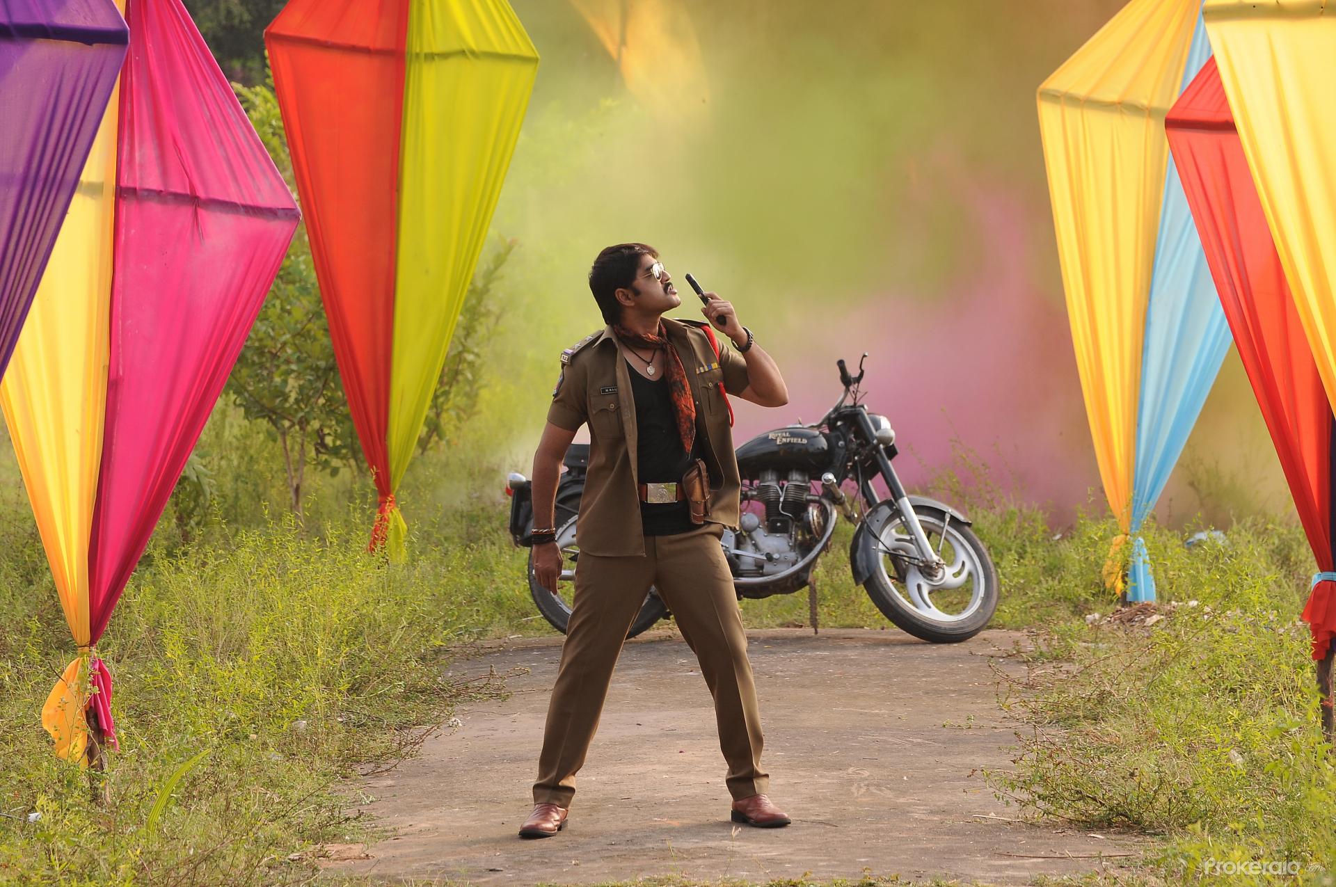 Hero Sreekanth Movie NAATU KODI Stills Still 2