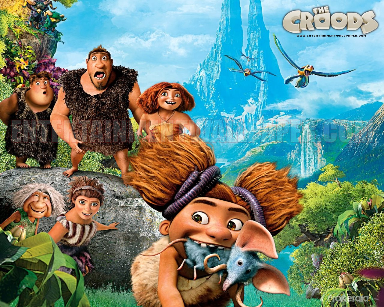 the croods wallpapers and posters still # 8