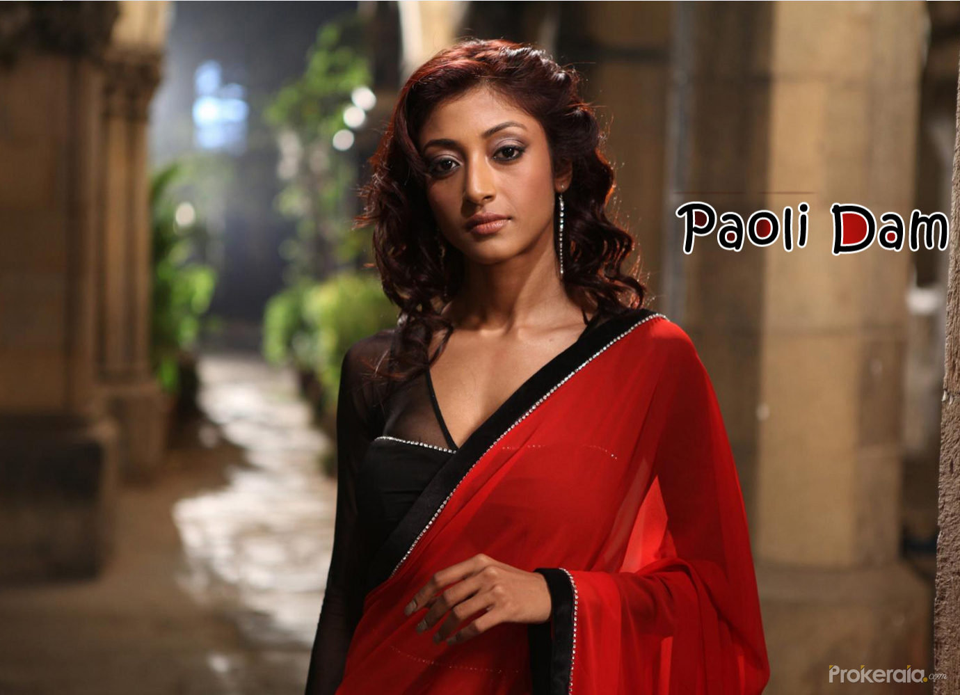 Paoli dam hot and sexy