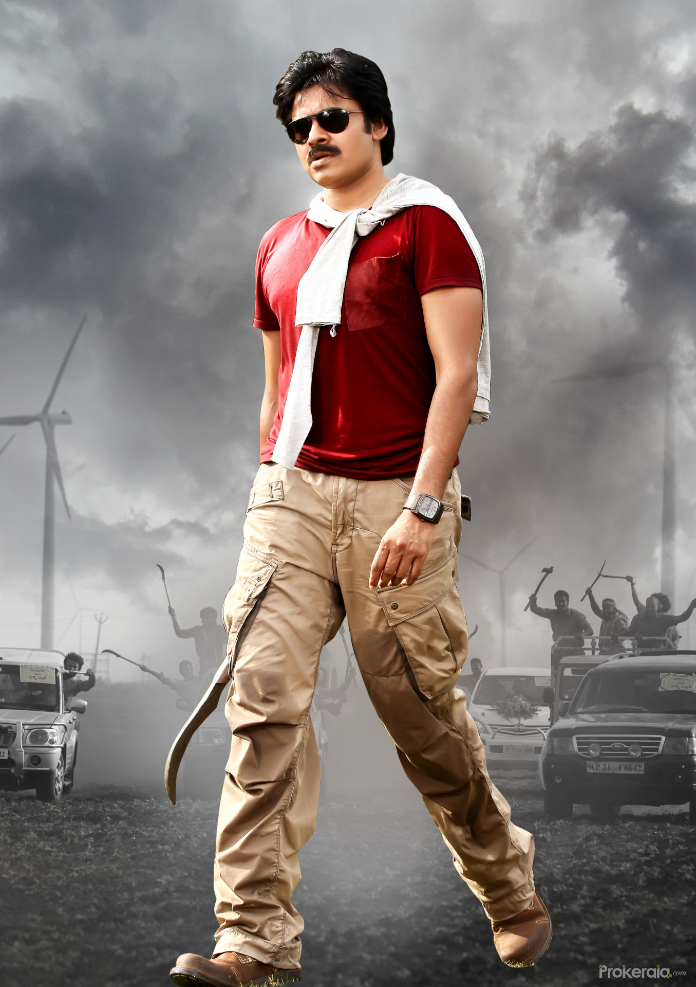 pawan kalyan in atharintiki daaredi | pawan kalyan wallpapers still # 23