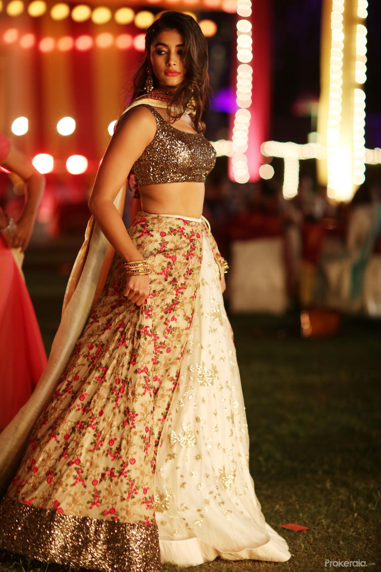 pooja hegde from movie duvvada jagannadham still # 13