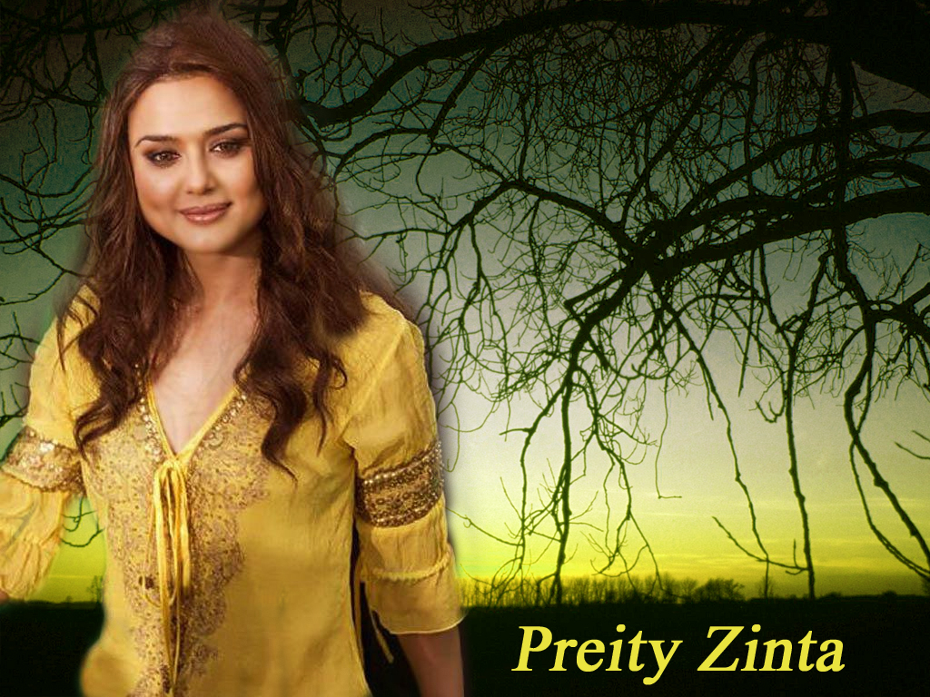 Preity Zinta Download Wallpaper