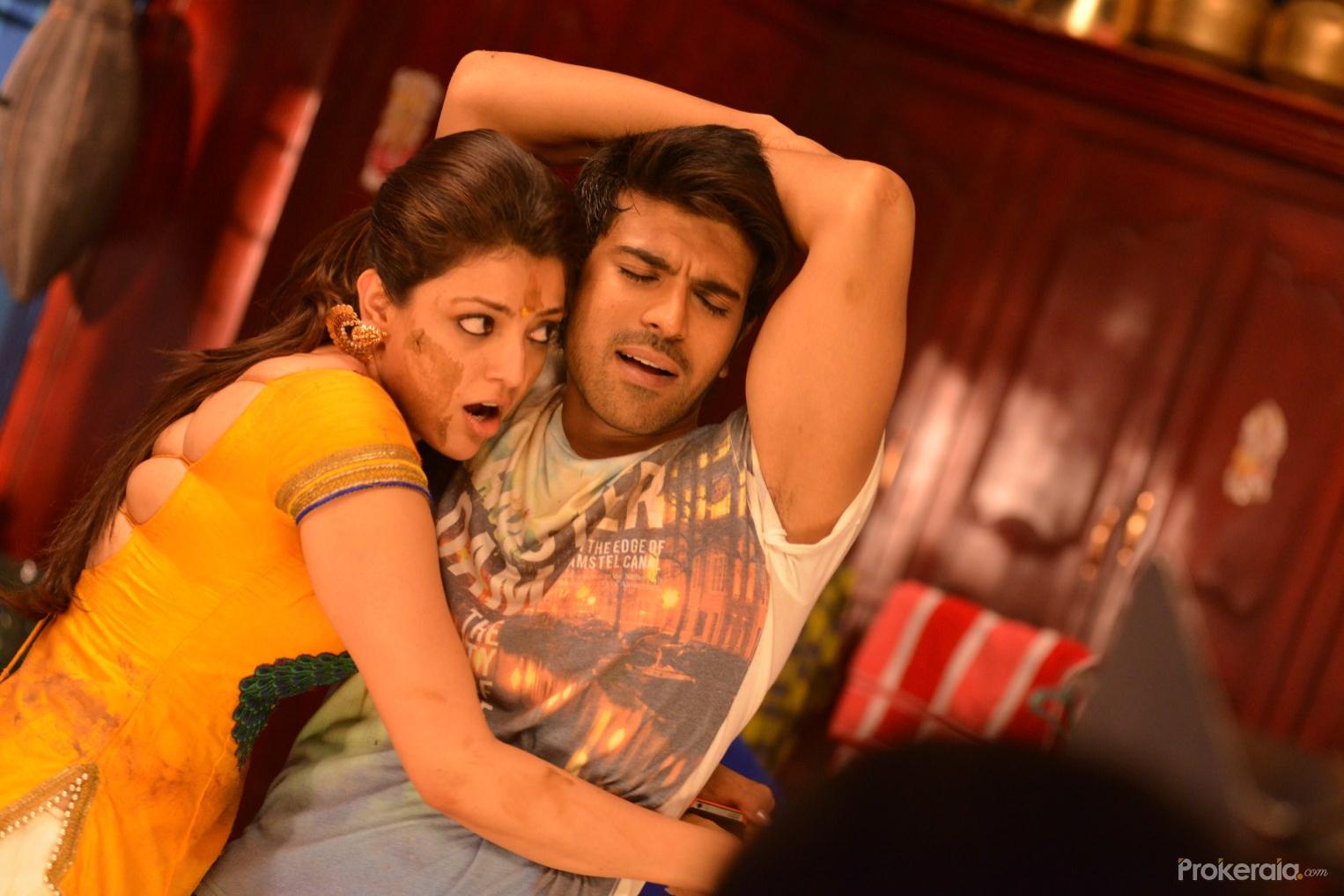 ram leela/ekalavya/govindudu andarivadele movie still still # 35
