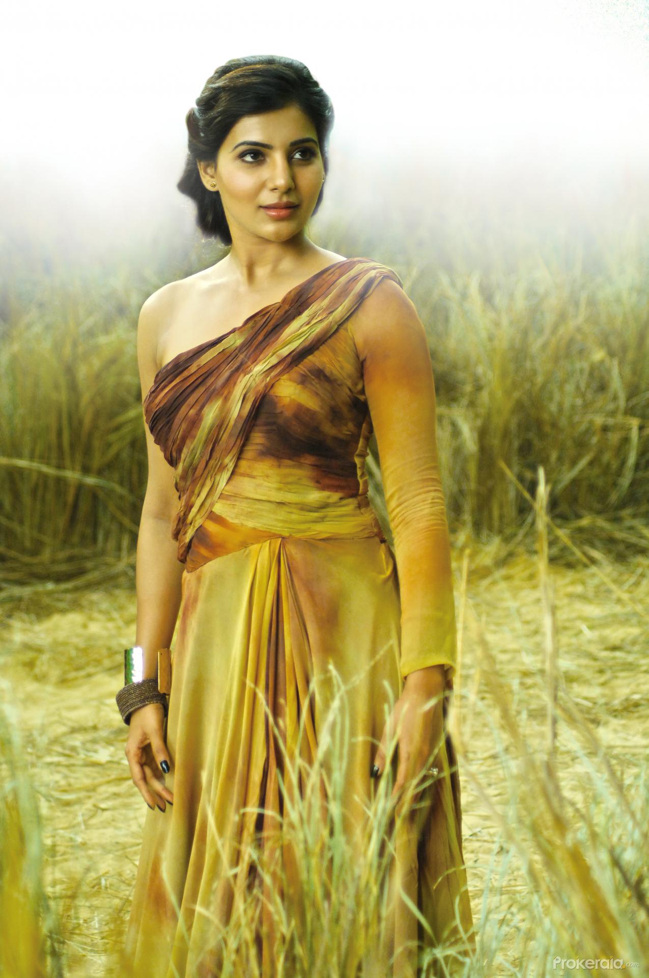 samantha in movie kaththi. still # 14