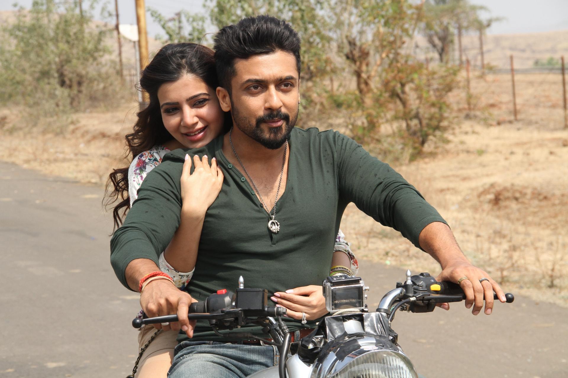 surya in anjaan/sikandar movie still # 43
