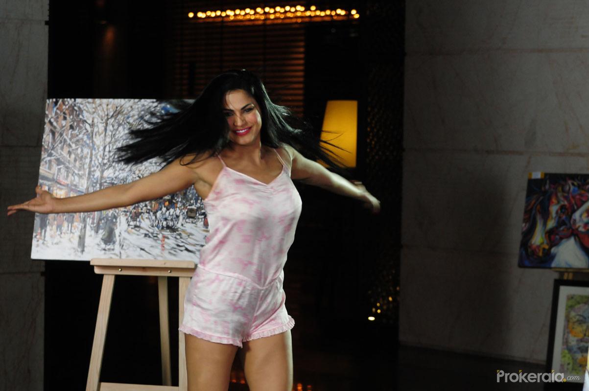 Veena Malik In Movie Nagnasatyam Still 3