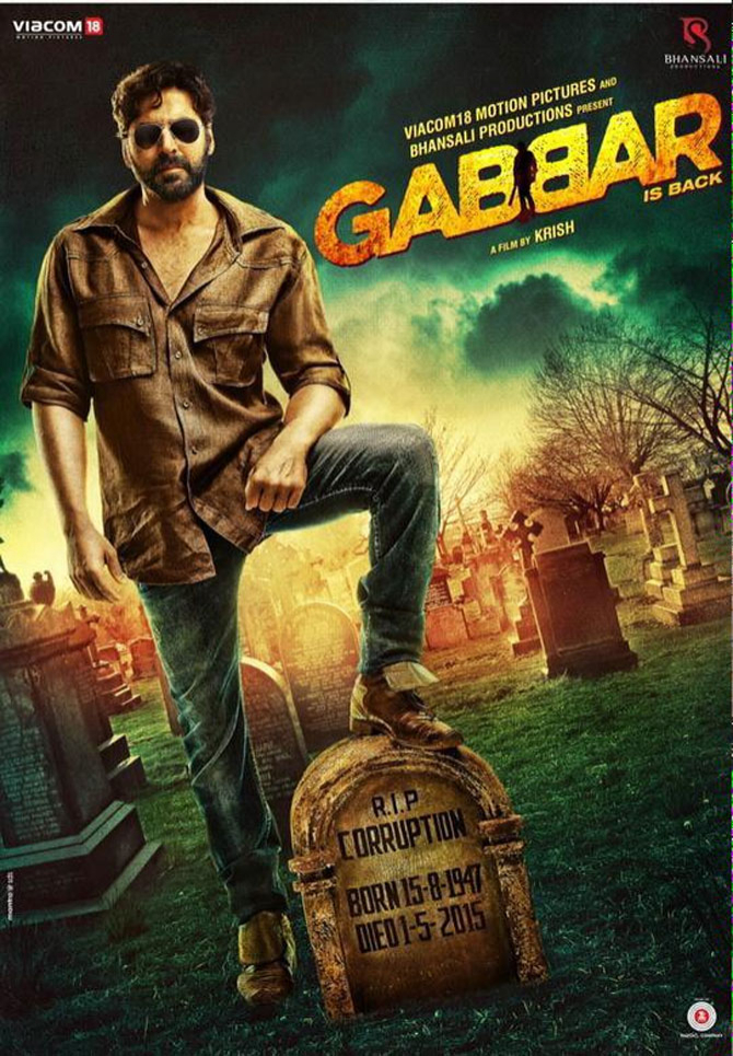 Gabbar is Back 2016 film online gratis