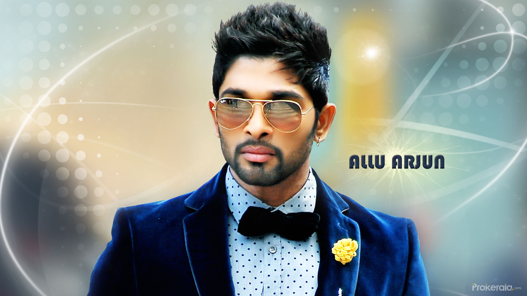 Allu Arjun Stylish Wallpapers For Download