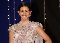 Amyra Dastur @ ManasukiNachhindi movie audio release function