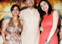 Divya Dutta, Rajat Kapoor and Nargis