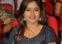 Poonam Bajwa @ Thikka Telugu movie Audio Launch Function Stills