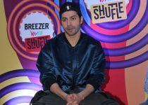 Varun Dhawan At Breezer Vivid Shuffle Grand Finale