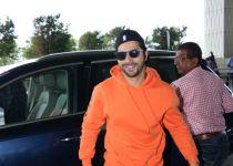 Varun Dhawan Spotted At Airport