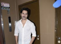 Varun Dhawan spotted at PVR juhu