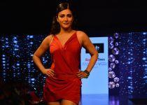 Walks Ramp At 1st Edition Of Bangalore Times Fashion Week