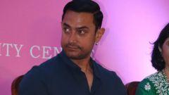 Aamir Khan New Still From Jaslok Hospital