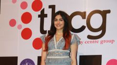 Adah Sharma at the Beauty Centre Group event