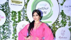 Adah Sharma for the Fit and Fabulous awards
