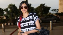 Adah Sharma Spotted At Airport - Photos