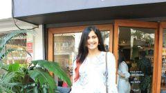 Adah Sharma spotted at bandra