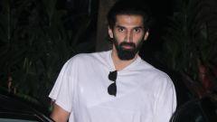 Aditya Roy Kapur Spotted