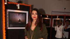 Aishwarya Rai Bachchan at the launch of Mumbai Moments Callander