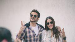 Anil Kapoor records for #NoFilterNeha - Season 3