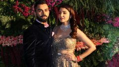 Anushka Sharma And Virat Kohli's Wedding Celebration Photo
