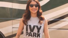 Anushka Sharma Shooting for a Brand Campaign