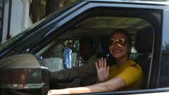 Anushka Sharma spotted at the Mehboob studio in bandra