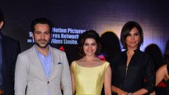Azhar movie Promotion