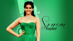 Bollywood Actress Sonam Kapoor Wallpapers