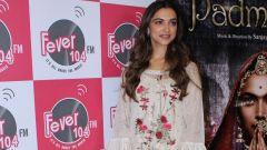 Deepika Padukone Promote Film Padmavati