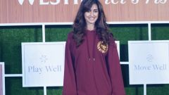 Disha Patani Unveils Newest Well-Being