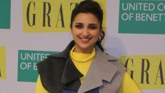 Grazia Cover Launch With Parineeti Chopra