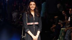 Kajal Aggarwal  At Lakme Fashion Week