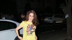 Kangana Ranaut attends the red carpet event