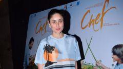 Kareena Kapoor At Screening Of Film Chef