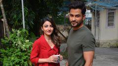Kunal Khemu and Soha Ali Khan Spotted At Bandra